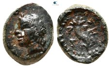 The Thracian Chersonese. Sestos after circa 150 BC. Bronze Æ