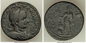 LYCIA. Patara. Gordian III (AD 238-244). AE (29mm, 16.18 gm, 2h). VF. AYT KAI M ANT ΓOPΔIANOC CЄ, laureate, draped and cuirassed bust of Gordian III r...