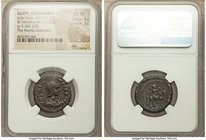 EGYPT. Alexandria. Julia Paula (AD 219-220). BI tetradrachm (23mm, 12.71 gm, 12h). NGC Choice VF 4/5 - 3/5. Dated Regnal Year 3 of Elagabalus (AD 220)...