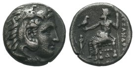 Alexander III the Great (336-323 BC). AR drachm. 