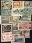 Austria Lot of 20 Banknotes 1920 Notgeld