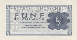 Germany 5 Mark 1944