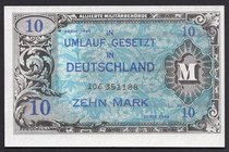 Germany 10 Mark 1944