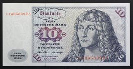 Germany 10 Mark 1970