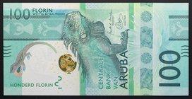 Aruba 200 Florin p-new 2019 UNC Banknote
