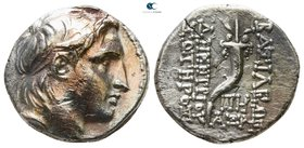 Seleukid Kingdom. Antioch on the Orontes. Demetrios I Soter 162-150 BC. Dated SE 161=152/1 BC. Drachm AR