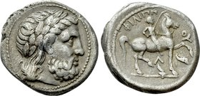 KINGS OF MACEDON. Philip II (359-336 BC). Tetradrachm.