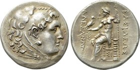 KINGS OF MACEDON. Alexander III 'the Great' (336-323 BC). Tetradrachm. Sinope.
