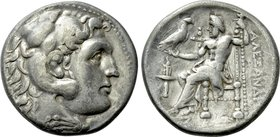 KINGS OF MACEDON. Alexander III 'the Great' (336-323 BC). Tetradrachm.