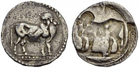 GREECE. Lucania. 