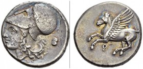 GREECE. Corinthia. 