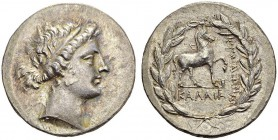 GREECE. Aeolis. 