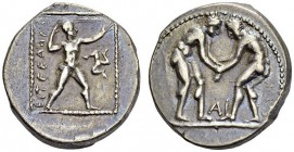 GREECE. Pamphilia. 