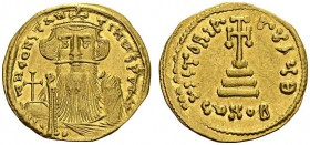 BYZANTINE EMPIRE. 