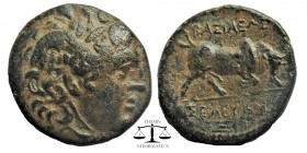 SELEUKID KINGS OF SYRIA. Seleukos I Nikator (312-281 BC). Ae. Sardes.