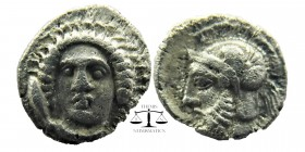 Tarsos AR Obol, c. 380-360 BC