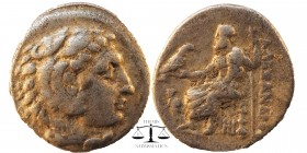 "Kings of Macedon . Alexander III. ""the Great"" (336-323 BC). AR Drachm 