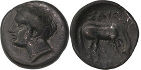 THESSALY, LARISSA, c. mid-fifth cent. BC. AE 17.