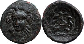 PHOKIS, FEDERAL COINAGE, c. end fourth / early third cent. BC. AE 16.