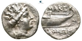 Kings of Macedon. Uncertain mint in Macedon. Philip V 221-179 BC. Tetrobol AR