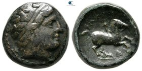 Kings of Macedon. Philip II of Macedon 359-336 BC. Unit Æ