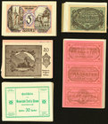 Austria Notgeld Group Lot of 157 Examples Extremely Fine-Uncirculated.   HID09801242017
