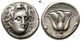 Islands off Caria. Rhodos 305-275 BC. Didrachm AR