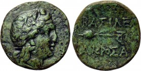 KINGS OF SKYTHIA. Akrosas (3rd-2nd centuries BC). Ae. Andre-, magistrate.