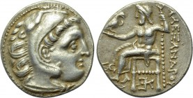 KINGS OF MACEDON. Alexander III 'the Great' (336-323 BC). Drachm. Kolophon.