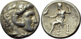 KINGS OF MACEDON. Alexander III 'the Great' (336-323 BC). Tetradrachm. Sardes.