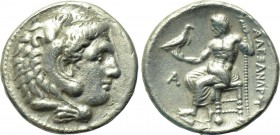 KINGS OF MACEDON. Alexander III 'the Great' (336-323 BC). Tetradrachm. Uncertain.