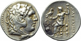 KINGS OF MACEDON. Alexander III 'the Great' (336-323 BC). Tetradrachm. Uncertain mint in the Black Sea region.