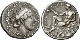 Lucania, Heraclea