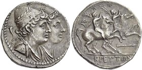 Bruttium, The Brettii