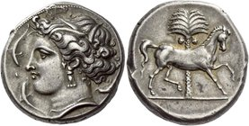 The Carthaginians in Sicily and North Africa