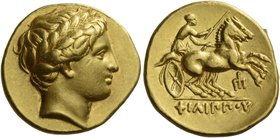 Kings of Macedonia, Philip II 359 – 336 and posthumous issues