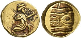 Alexandrine Empire, Satraps of Baylonia under Alexander III. Uncertain Satrap, possibly Mazaios 331-328. Double daric circa 331-328, AV 17.67 g. The G...