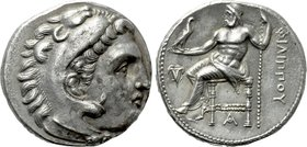 KINGS OF MACEDON. Philip III Arrhidaios (323-317 BC). Tetradrachm. Sardeis.