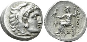 KINGS OF MACEDON. Alexander III 'the Great' (336-323 BC). Drachm. Abydos.