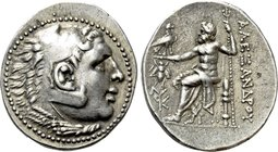 KINGS OF MACEDON. Alexander III 'the Great' (336-323 BC). Tetradrachm. Ephesos.