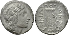 ILLYRIA. Damastion. Tetradrachm (Circa 380-365/0 BC).