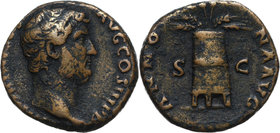 Roman Empire, Hadrian 117-138, As, Rome