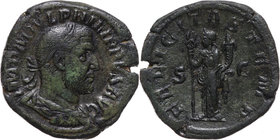 Roman Empire, Philip the Arab 244-249, Sestercius, Rome