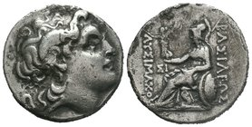 KINGS OF THRACE. Lysimachos, 305-281 BC. AR Tetradrachm.  Condition: Very Fine  Weight: 15.66gr Diameter: 29.52mm