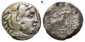 Eastern Europe. Imitations of Alexander III of Macedon 300-250 BC. Foureé Drachm