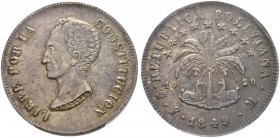 BOLIVIEN 