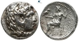 "Kings of Macedon. Sidon. Alexander III ""the Great"" 336-323 BC. Tetradrachm AR"