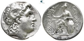 Kings of Thrace. Uncertain mint, possibly Kalchedon. Macedonian. Lysimachos 305-281 BC. Tetradrachm AR