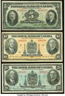 Canada Toronto, ON- Imperial Bank of Canada $5 Nov. 1, 1934 Ch. # 375-22-02 Very Fine; Montreal, PQ- Royal Bank of Canada $10; $20 Jan. 2, 1935 Ch. # ...