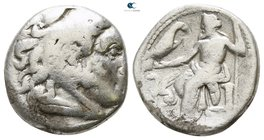 Kings of Macedon. Teos. Philip III Arrhidaeus 323-317 BC. Drachm AR